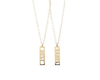 Best Babes Necklace Set - 1072