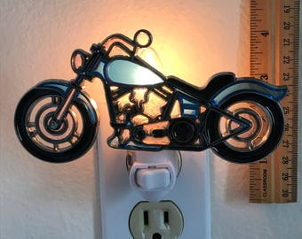Motorcycle Night Light