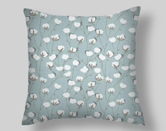 Blue Decorative Pillows, Blue Pillows, All Sizes, 16 18 x 18 20,   Blue Pillow Cover,  Blue Throw Pillows, Pillows.   Pillow Covers