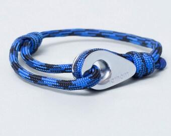 CORD Bracelet Paracord Bracelet Sailing Bracelet Nautical Bracelet Sailor Bracelet Surf Bracelet Surfing Bracelet Maritime Bracelet Ocean 1