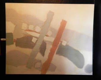 Christine Alfery Abstract Painting