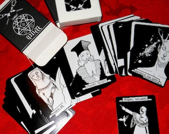 Witch Trading Cards
