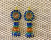 Aretes maya