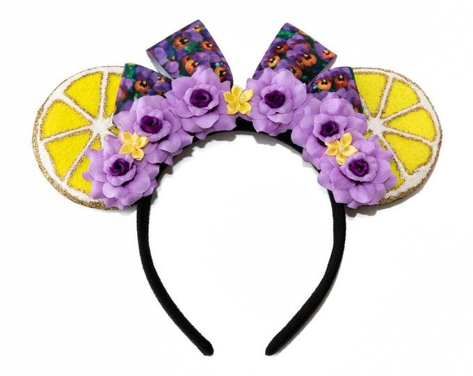 Violet Lemonade Mouse Ears