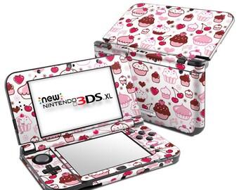 Nintendo 3DS XL Skin - Sweet Shoppe by Fluff - Sticker Decal Wrap - New 3DS XL - Original 3DS XL
