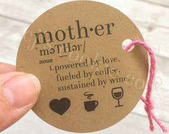 Mother's Day Printable Tags