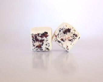 Rose and Himalayan Salt Bath Truffles set of 2