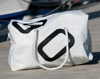 Recycled Sailcloth Large Holdall