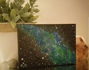Star Acrylic Painting
