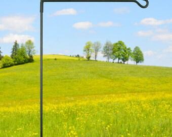 Garden Flag Pole -gfyN0008NBK