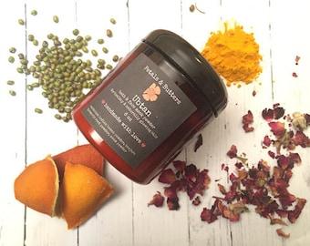 Natural face mask / Herbal Face mask/ Ubtan/ Organic face mask/ Natural bath powder/ Babies Bath powder/ Acne mask/ Skin brightening mask/