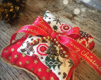 Mini pillow decorative Christmas