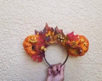 Fall Harvest ears