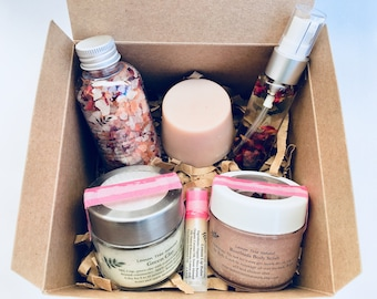 Special Bath and Body Set, Wedding Gift, Bridesmaids Gift, Spa Gift Set, Body Care Set, Bath Gift Set, Bath and Body set