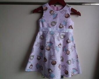 Sparkly princess dress