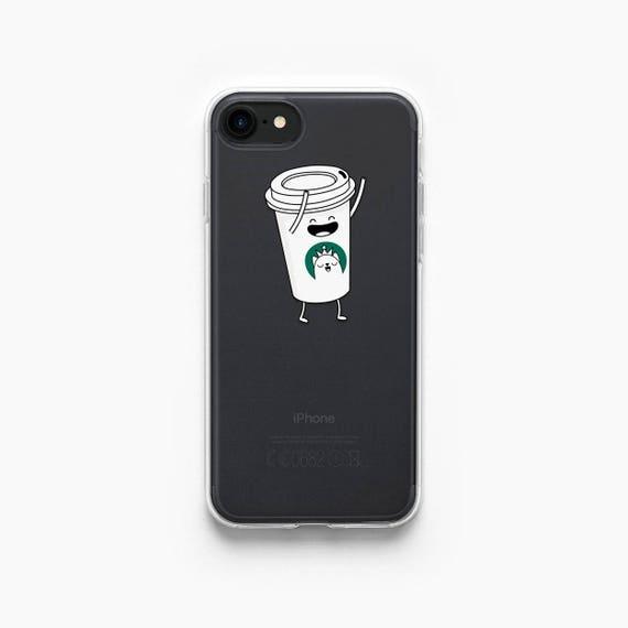 coque iphone 8 starbuck
