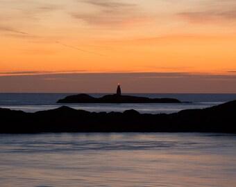 Muglins Lighthouse