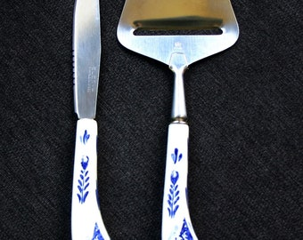 Delft Cheese Servers