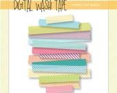 Digital Washi Tape - Spri...