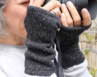 Fingerless Gloves, Arm Warmers, Fingerless Mittens, Wrist Warmers, Gift for Her, Gift for Women