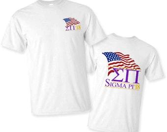 Sigma Pi Patriot Limited Edition Tee