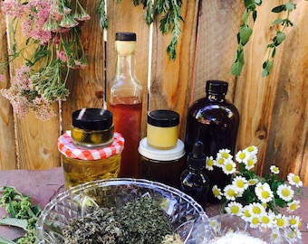Follow Up Herbal Consultation - Personalized and Customized