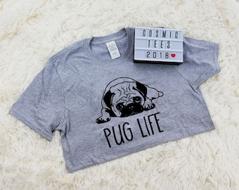 pug life shirt, pug shirt, pug clothing, pug mom, pug mama, dog mom, dog mama, dog dad, fur mama, dog lover, animal lover, dog shirt, tumblr