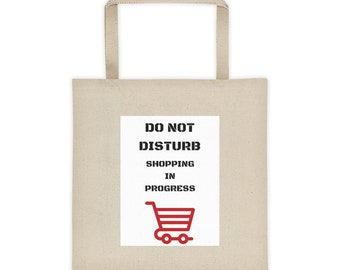 Do Not Disturb - Tote bag