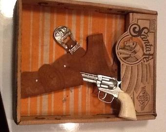 Gabriel brand Santa Fe western holster set