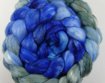 70/30 Merino Silk  Roving 4oz OOK #3