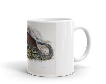 Coffee Mug - Ruddy Mongoose Coffee Mug