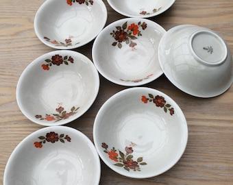 Vintage dessert Bowl