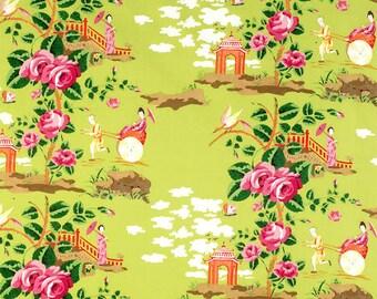 Scalamandre China Rose  PIllow Cover