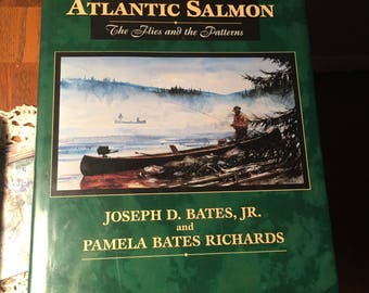 Altantic Salmon fly tying guide and patterns