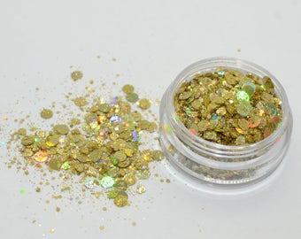 Golden Hour Glitter Mix