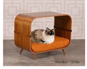 Wexler 501s mid century modern cat bed