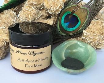 Anti-Acne & Healing Face Mask