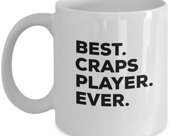 Best Crap Players  Ever, Crap Players  Coffee Mug, Crap Players  Mug,  Crap Players  Present, Birthday Anniversary Gift