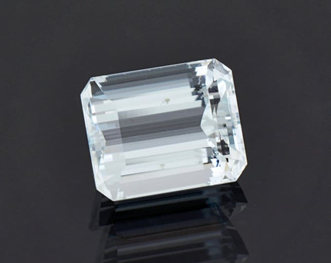Dazzling Aquamarine Beryl Gemstone from Brazil 7.35 cts