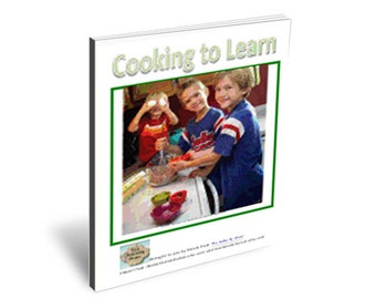 Cooking to Learn - Recipes for Beginning Readers