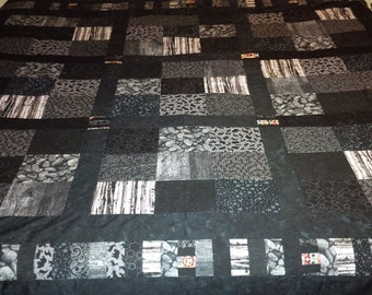 Custom King Sized Quilt