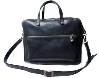 Cross Body Bag Shoulder Bag Men Leather Bag Handmade Bag Leather Weekender Bag Mens Messenger Black Leather Bag Book Bag Crossbody Mens Bag