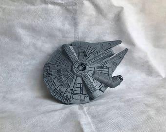 Star Wars Millennium Falcon, Star Wars, Millennium Falcon Art, Star Wars Decor, Millennium Falcon