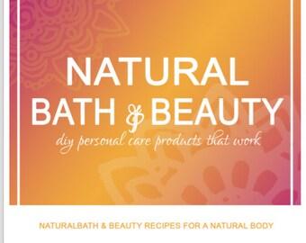 DIY Natural Bath & Beauty Product Recipes