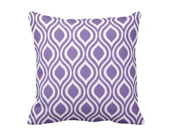 SALE | 30% OFF: Decorative Throw Pillow Cover 20x20 Decorative Pillows for Couch Pillow Cover 18x18 Accent Pillows Purple Pillow Shams