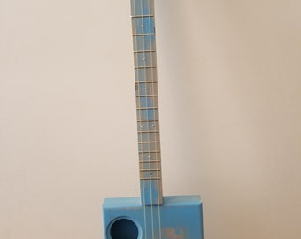 Cigar box #52 guitar