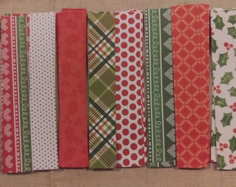 Paper Chain Garland Kit Classic Christmas 1