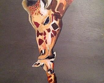 Tile Animal Portraits
