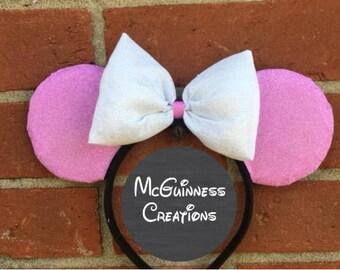 Glitter Disney Inspired Ears