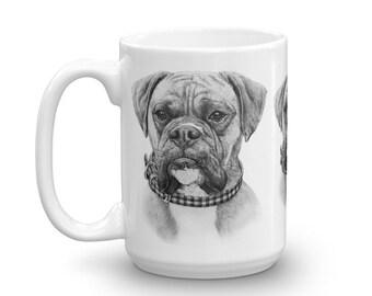 Boxer Mug - Tarrant